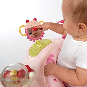 Bright Starts Bounce-A-Bout Activity Center