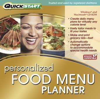 Quickstart Personalized Food Menu Planner