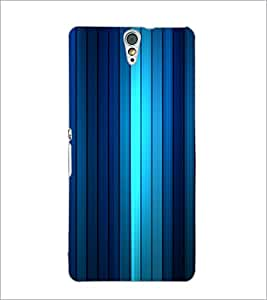 PrintDhaba Pattern D-2427 Back Case Cover for SONY XPERIA C5 ULTRA (Multi-Coloured)