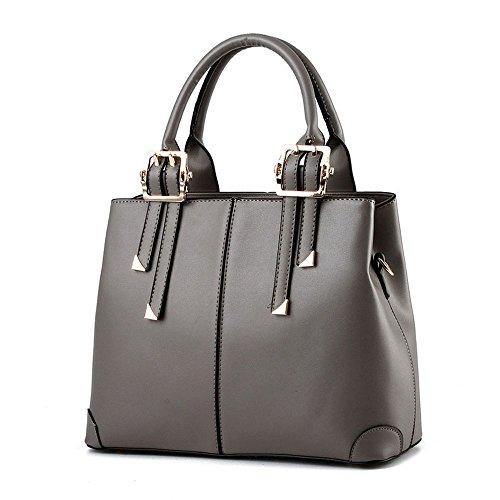 koson-man-damen-modische-pu-leder-beauty-vintage-tote-taschen-top-griff-handtasche-grau-grau-kmukhb1