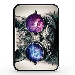 Artis 5000mah Slim Power Bank - Galaxy Cat