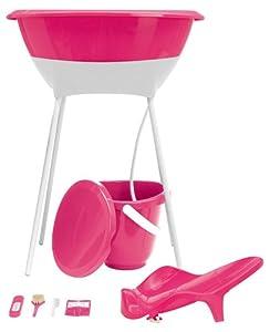 LUMA L10204 - Producto de higiene y cuidado, color rosa y blanco
