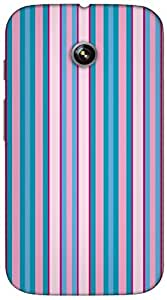 Timpax protective Armor Hard Bumper Back Case Cover. Multicolor printed on 3 Dimensional case with latest & finest graphic design art. Compatible with only Motorola Moto - E-1st Gen. Design No :TDZ-21473