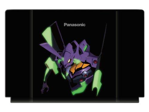 Panasonic Let's note SX/NXシリーズ専用 ヱヴァンゲリヲン天板カバー(エヴァ初号機ver) CF-VRCSX2EV2
