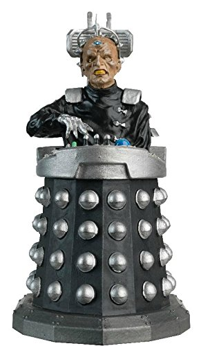 "Underground Toys Doctor Who Resin Davros 4"" Action Figure"