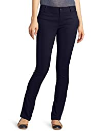 Lee Uniforms Juniors Original Skinny Leg Pant, Navy, 11