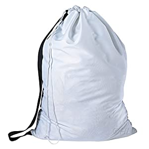 Heavy Duty Laundry Bag With Shoulder Strap 39