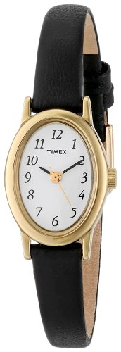 """Timex Women'S T21912 """"Cavatina"""" Watch With Leather Band front-977538"""