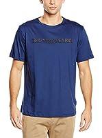 TRU TRUSSARDI Camiseta Manga Corta (Azul)