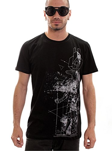 Anubis-God-T-Shirt-Premium-Quality-100-Cotton-Graphic-Tee-for-Men-in-Black