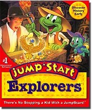 Brand New Knowledge Adventure Jumpstart Explorers Popular High Quality Modern Design Beautiful