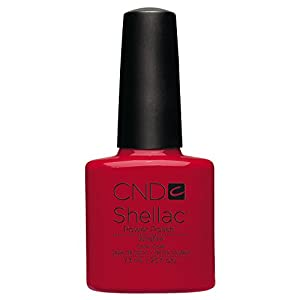 Creative Nail Shellac Wildfire, 0.25 Fluid Ounce