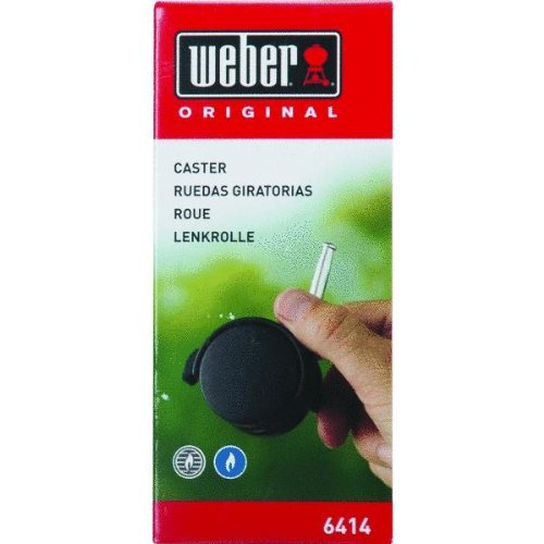 Review Weber 6414 Caster Wheel (Includes Caster Insert)