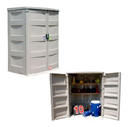 Images for Suncast GS3000 Horizontal Storage Shed, 45-cubic ft