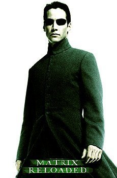 Neo - The Matrix Reloaded - Poster 23 x 35 inches approx by Trends [並行輸入品]