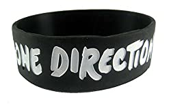 ESHOPPEE One Direction Wrist Band black (Medium)