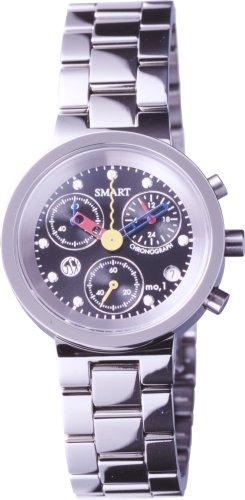 GSX (ジーエスエックス) 腕時計 mini SMART GSX214SBK miniSMART mo,1 レディース