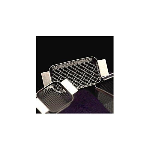 Gemoro Stainless Steel Basket For 3 Quart Ultrasonic Cleaner