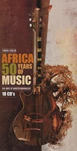 Africa - 50 Years of Independence 1960-2010 (18CD + Book)