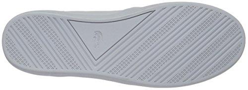Lacoste Women's Lancelle 3 Eye 316 1 Spw Fashion Sneaker, White, 7 M US
