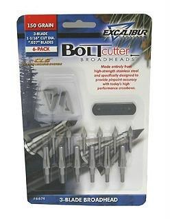 Excalibur - Boltcutter 150gr SS 3Blade