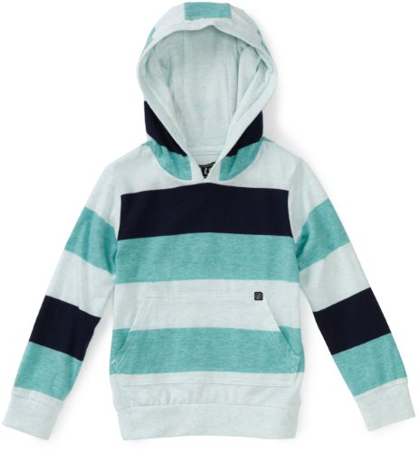 Volcom Boys 2-7 Transmit Long Sleeve Little Youth Hooded Pullover