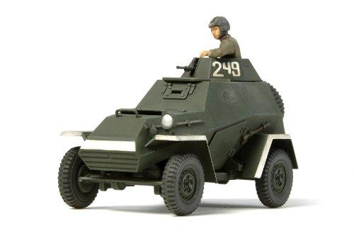 Tamiya Models BA-64B Russian Armored Car - 1