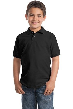 Port Authority - Youth Silk Touch Sport Shirt. Y500
