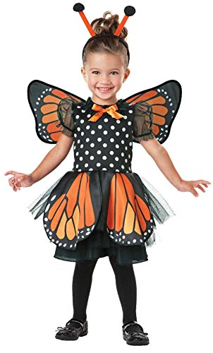 Seasons - Monarch Butterfly Infant/Toddler Costume
