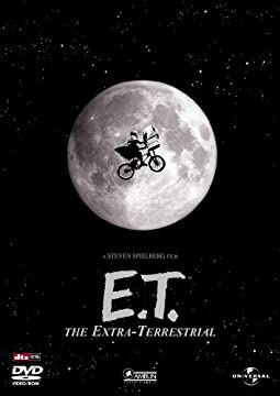 E.T. 【プレミアム・ベスト・コレクション1800円】 [DVD]