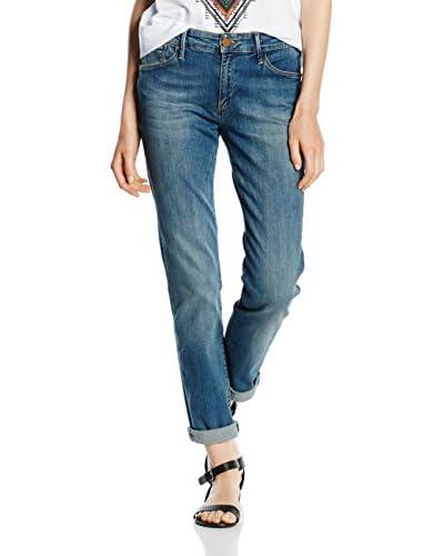 Cross Jeans Vaquero Melly Azul Oscuro