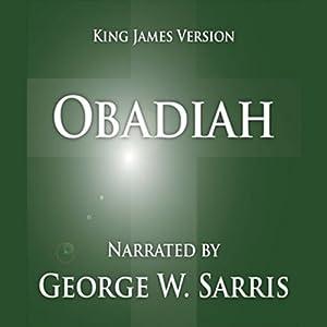 The Holy Bible - KJV: Obadiah Audiobook