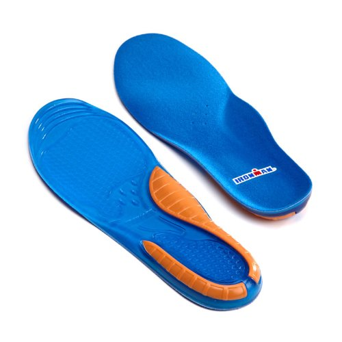 Spenco Ironman Performance Gel Insole Sport Arch Support