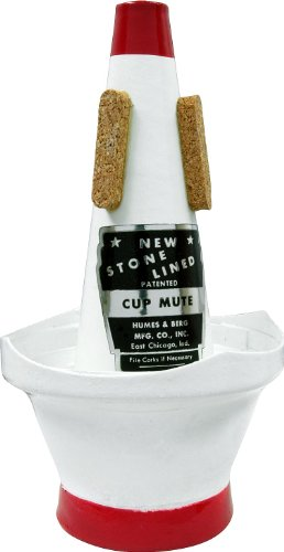 Humes & Berg 102 Trumpet Cup Mute