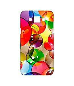 Vogueshell Round Pattern Printed Symmetry PRO Series Hard Back Case for Samsung Galaxy Grand Max