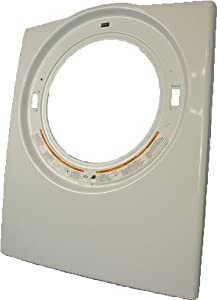 LG Electronics 3551EL0006A Dryer Front Cabinet Panel, White at Sears.com