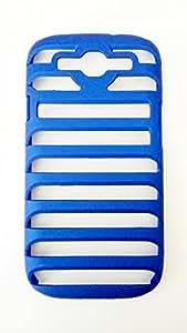 NEW LADDER SHAPE THIN ZIGZAG CASE, SLIM BACK COVER CASE Samsung Galaxy S3 i9300