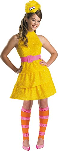 Morris Costumes Big Bird Tween 14-16