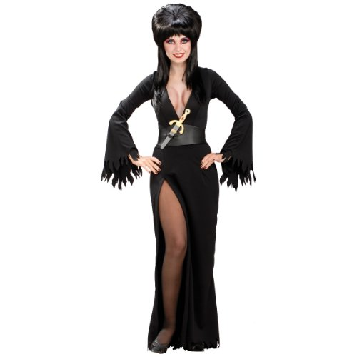 Elvira Costume - Medium - Dress Size 10-14