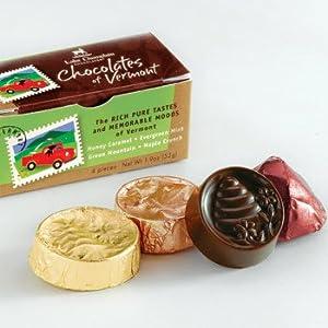 Chocolates of Vermont (4 piece)