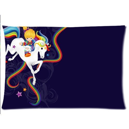 rainbow-brite-and-starlite-pillowcases-custom-pillow-case-cushion-cover-20-x-30-inch-two-sides