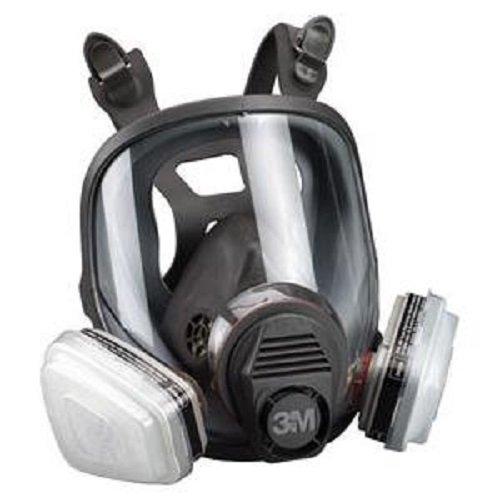 3M 3M7163 Organic Vapor P95 Full Face Respirator (3m Protective Shield compare prices)