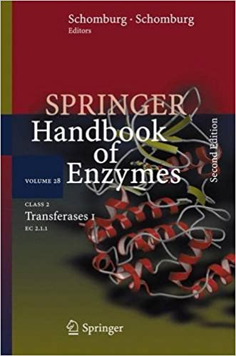 Class 2 Transferases I: EC 2.1.1 (Springer Handbook of Enzymes)