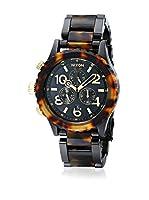 Nixon Reloj con movimiento japonés Man A037679 48.0 mm