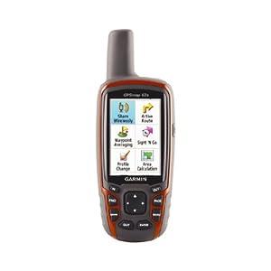 Garmin GPSMAP 62S Handheld GPS Navigator by Garmin