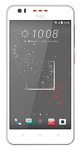 HTC-Desire-825-Smartphone-entsperrt-4-g-114-cm-55-Zoll-16-GB-Nano-Android-Koralle-wei-Remix