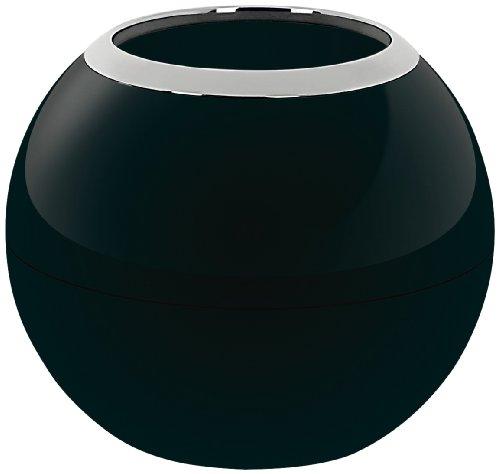 Spirella bicchiere portaspazzolini nero schwarz for Spirella accessori bagno