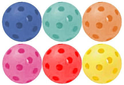 Champion Sports Multicolored Plastic Baseball Set - 1