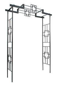 Achla Designs ARB-26 Square-On-Squares Arbor II