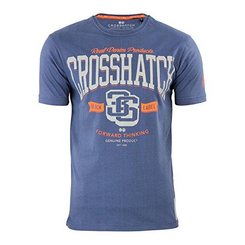 2k16mar-crosshatch-branded-mens-new-casual-short-sleeve-cotton-athenas-t-shirtvintage-indigos
